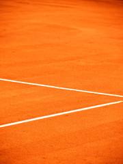 Tennisplatz Linie 151