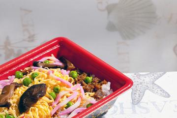 日本料理・チラシ寿司