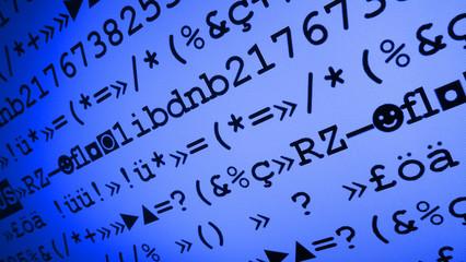 Kodierte Daten, Datenschutz