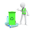 3D People - Recycle