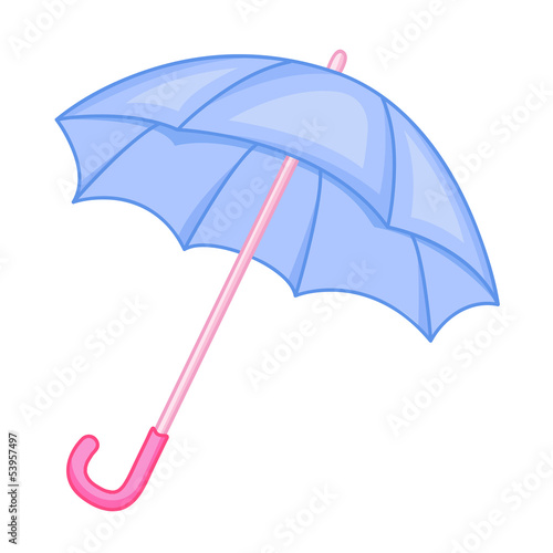 cute umbrella cartoon