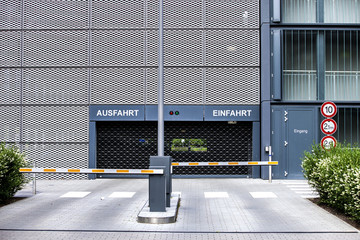 Parkhaus © Matthias Buehner