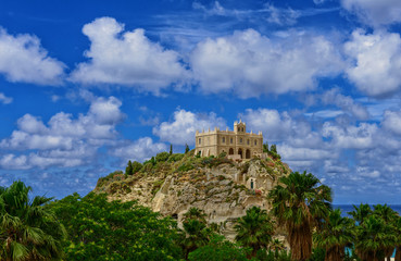 Tropea Italy Castle