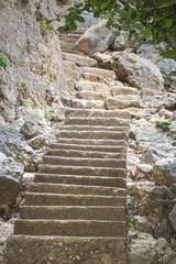Rock Stairs
