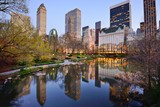 New York City Central Park Lake - Fine Art prints