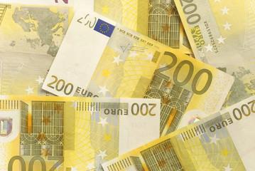 Euro Bills - 200