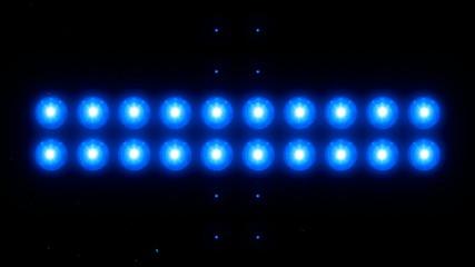 Concert bulb BLUE 2
