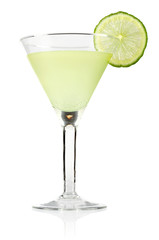 Margarita in glass