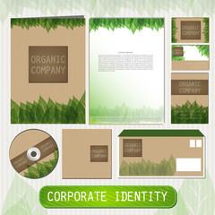 Экологический фирменный стиль