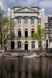Felix Meritis Building in Amsterdam poster