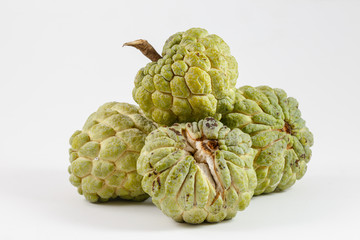 Custard apple, Fruit Thailand.