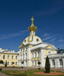 Peterhof, church of St. Peter and Paul