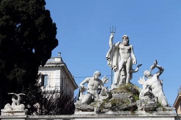 Fontana del Nettuno in Rome