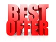 Best offer word