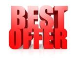 Best offer word
