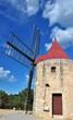 """ALPILLES : Moulin dit """"de Daudet"""""""