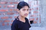 Depressed Indian Girl