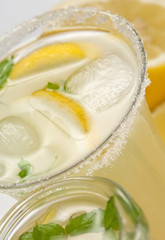 Limonata fresca - Fresh lemonade