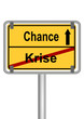 Chance vs Krise