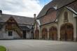 Old building of monastery Goettweig in Lower Austria, Austria