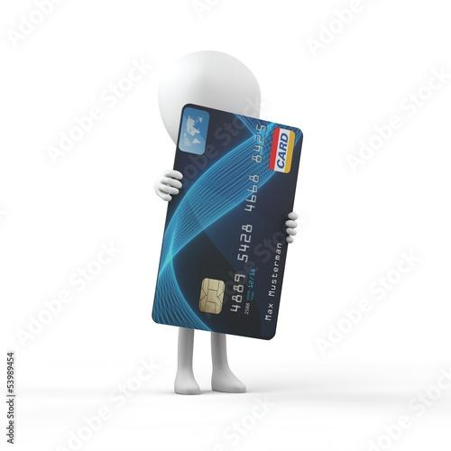 kreditkarte tomi