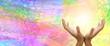 Healing Hands Website Banner Head