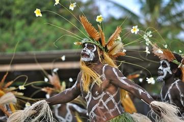 danseur mélanésien 4