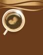 locandina caffè