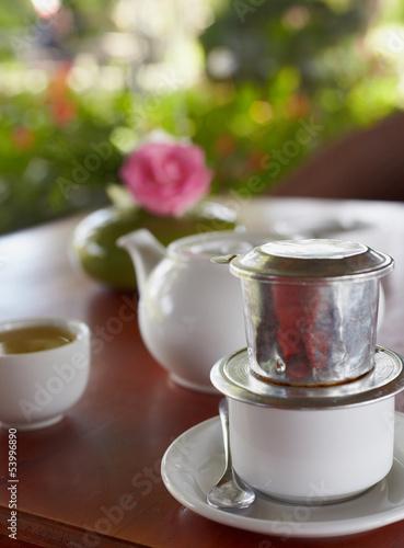 Vietnames coffee