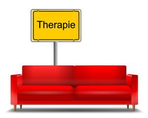 Sofa Therapie