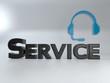 Service 3D