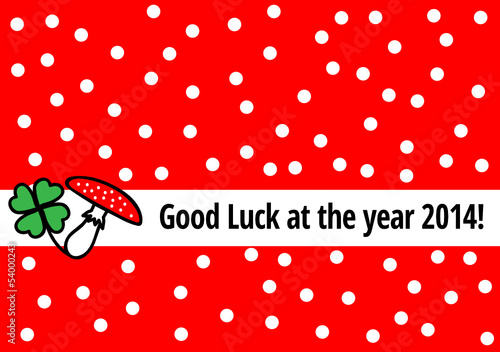 Good luck at the year 2014!