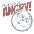gorilla böse
