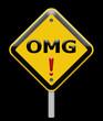 OMG sign