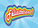 """Carte """"FELICITATIONS"""" (carte voeux bravo compliments fierté)"""