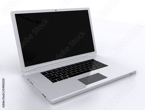 Laptop - render