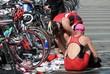 au triathlon