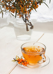 sea -buckthorn tea