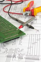 Elektronik-Werkzeug
