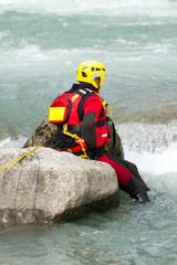 soccorritore fluviale