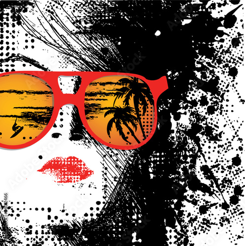 Women in sunglasses