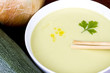 Cream-soup-with-courgettes