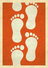 Footprints concept