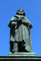 Beethoven Denkmal Bonner Münsterplatz