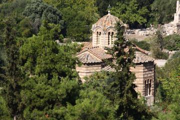 Православный храм в Афинах