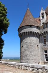 Château fort de Monbazillac, Aquitaine