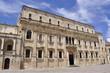 Italy. Italia. Puglia. Lecce. Palazzo del Seminario.