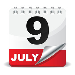 9 JULY ICON