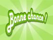 Carte BONNE CHANCE (succès réussite message félicitations voeux)