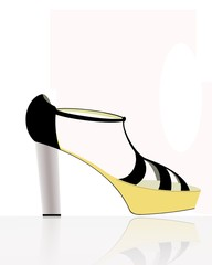 scarpa di donna